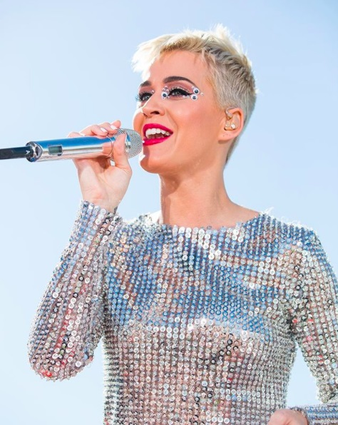 Katy Perry from Celebrity Breast & Bra Sizes Revealed