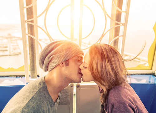 What Does It Mean When A Guy Kisses You On The Lips? | Healthmad com